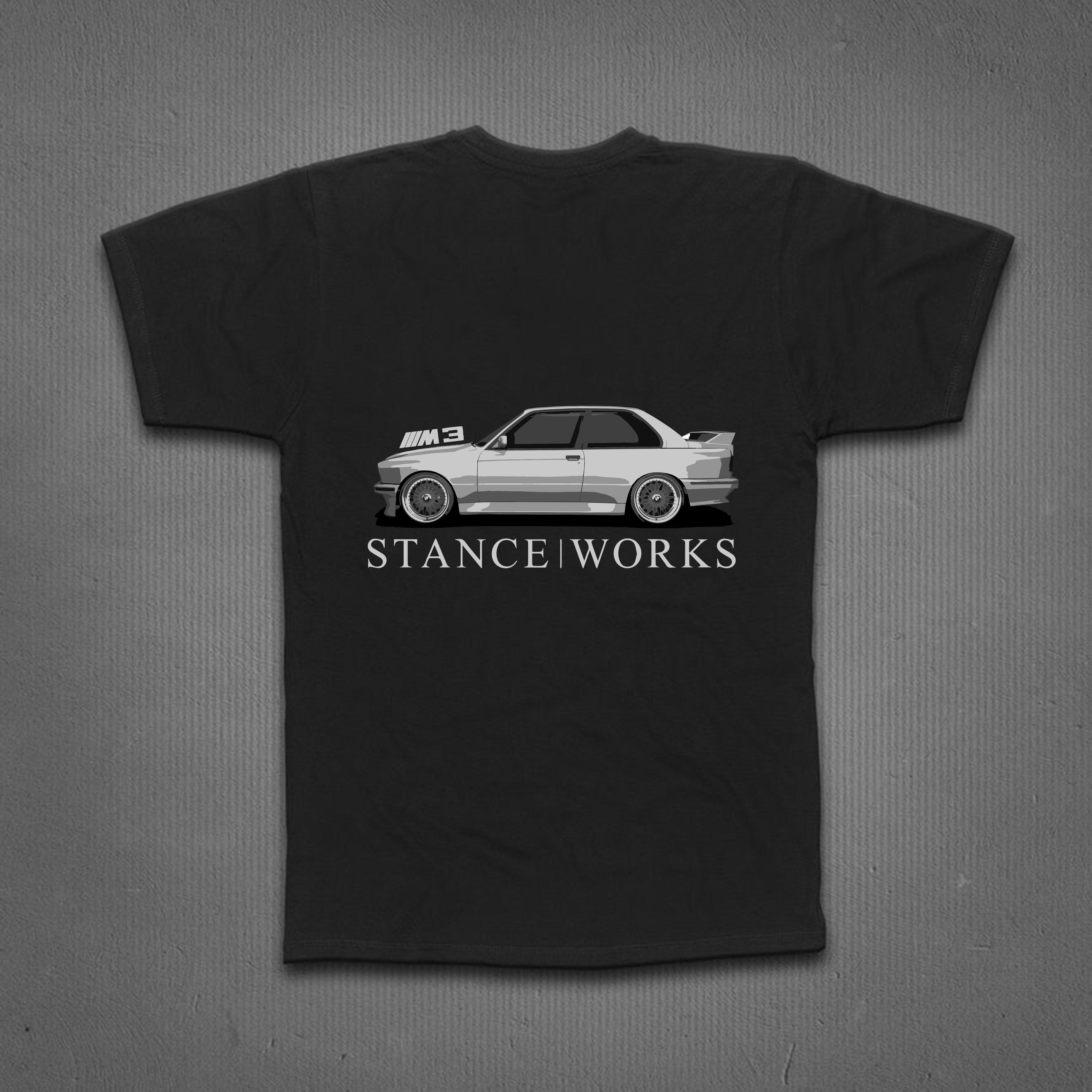 Shirt design pinterest - Bmw E30 Muhammet K Kten T Shirt Design