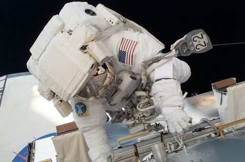 Q&A: Astronaut Ron Garan  space travel for all will  make the Earth a better place