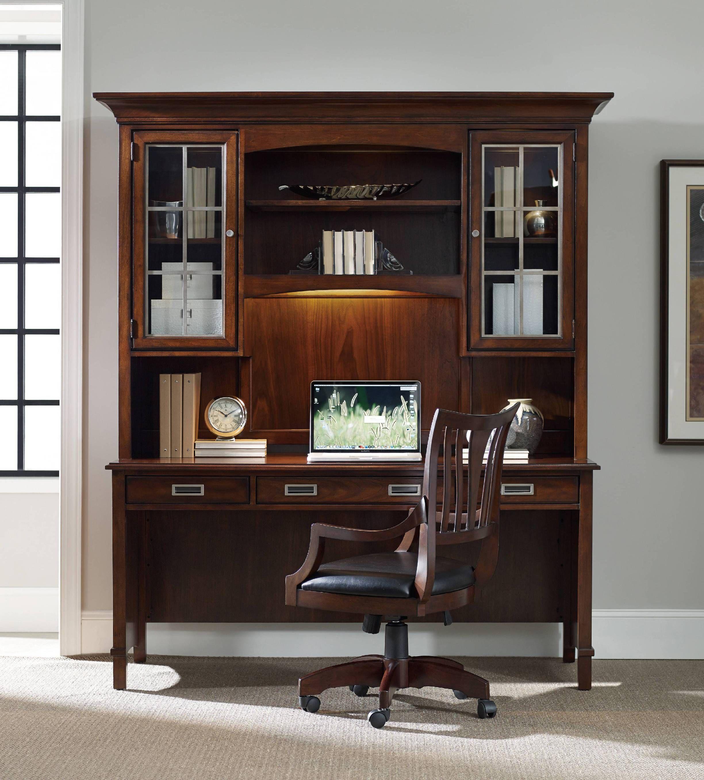Ordinaire Hooker Furniture Home Fice Latitude Puter Credenza Desk Hutch 5167