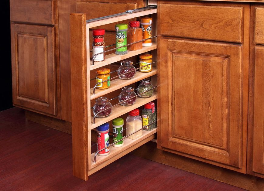 Base Filler Pull Out 3 Buy Kitchen Cabinets Cabinets For Less