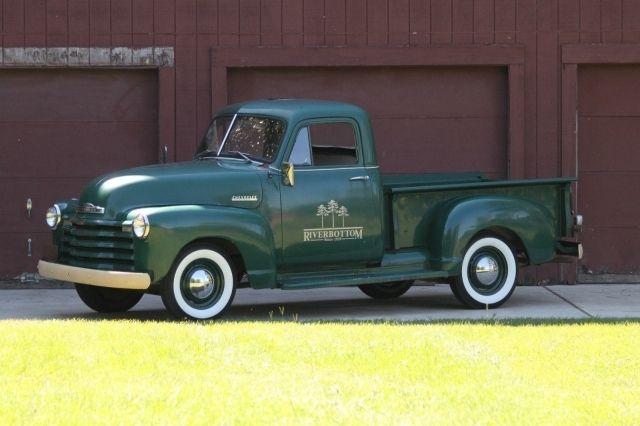 1952 Chevrolet Pickups