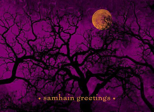 Samhain greetings samhain halloween pinterest hallows eve samhain greetings m4hsunfo