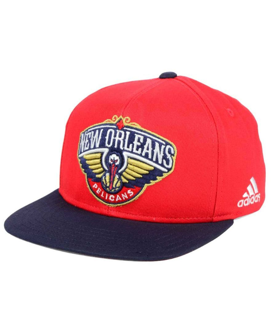 purchase cheap e0604 59d0d Young basketball fans will love the old school attitude of this adidas  kids  Nba Xl 2-Color snapback cap. The adjustable woven cap features a high  crown and ...