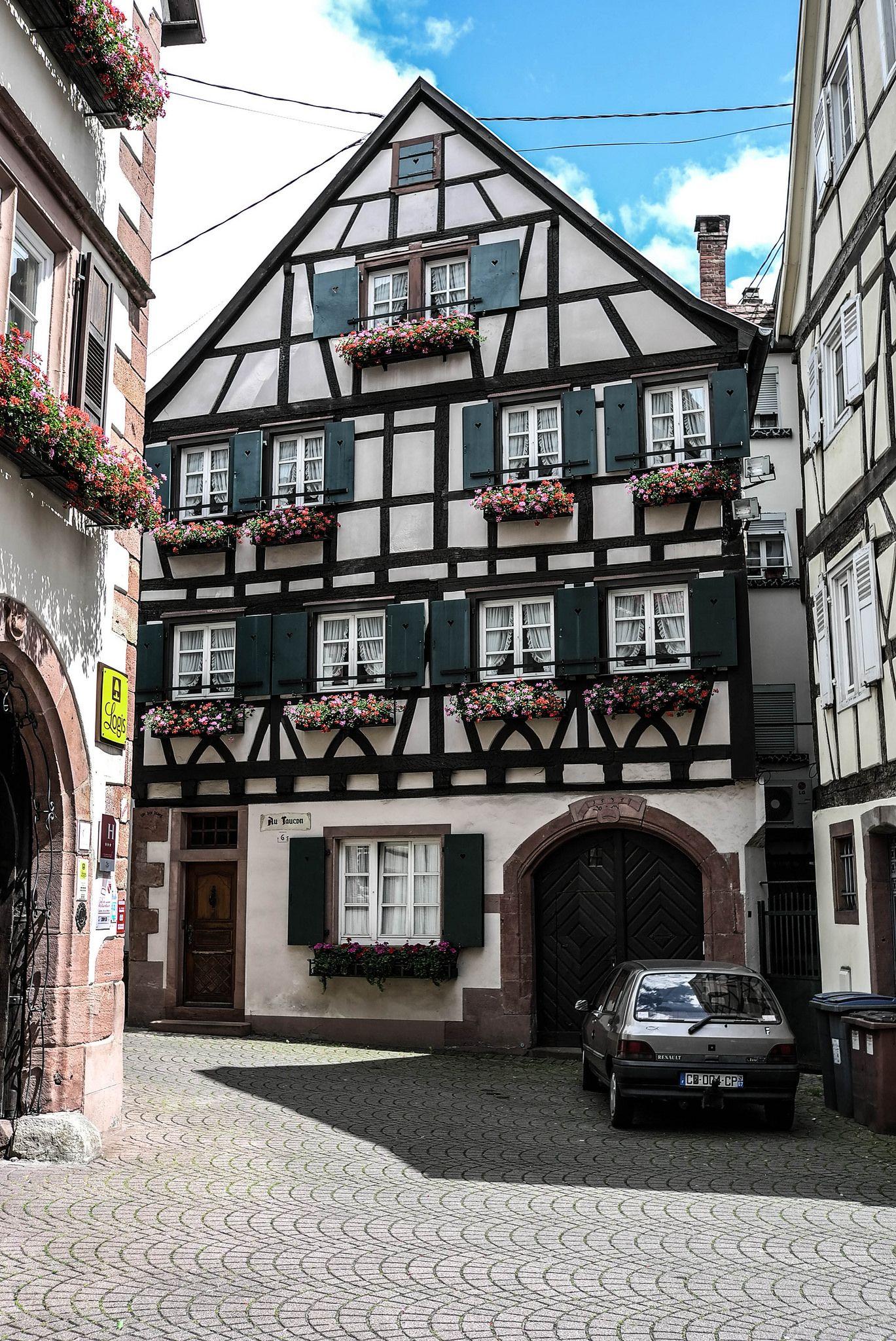 France Wissembourg Alsace Tourisme Champagne Ardenne Alsace