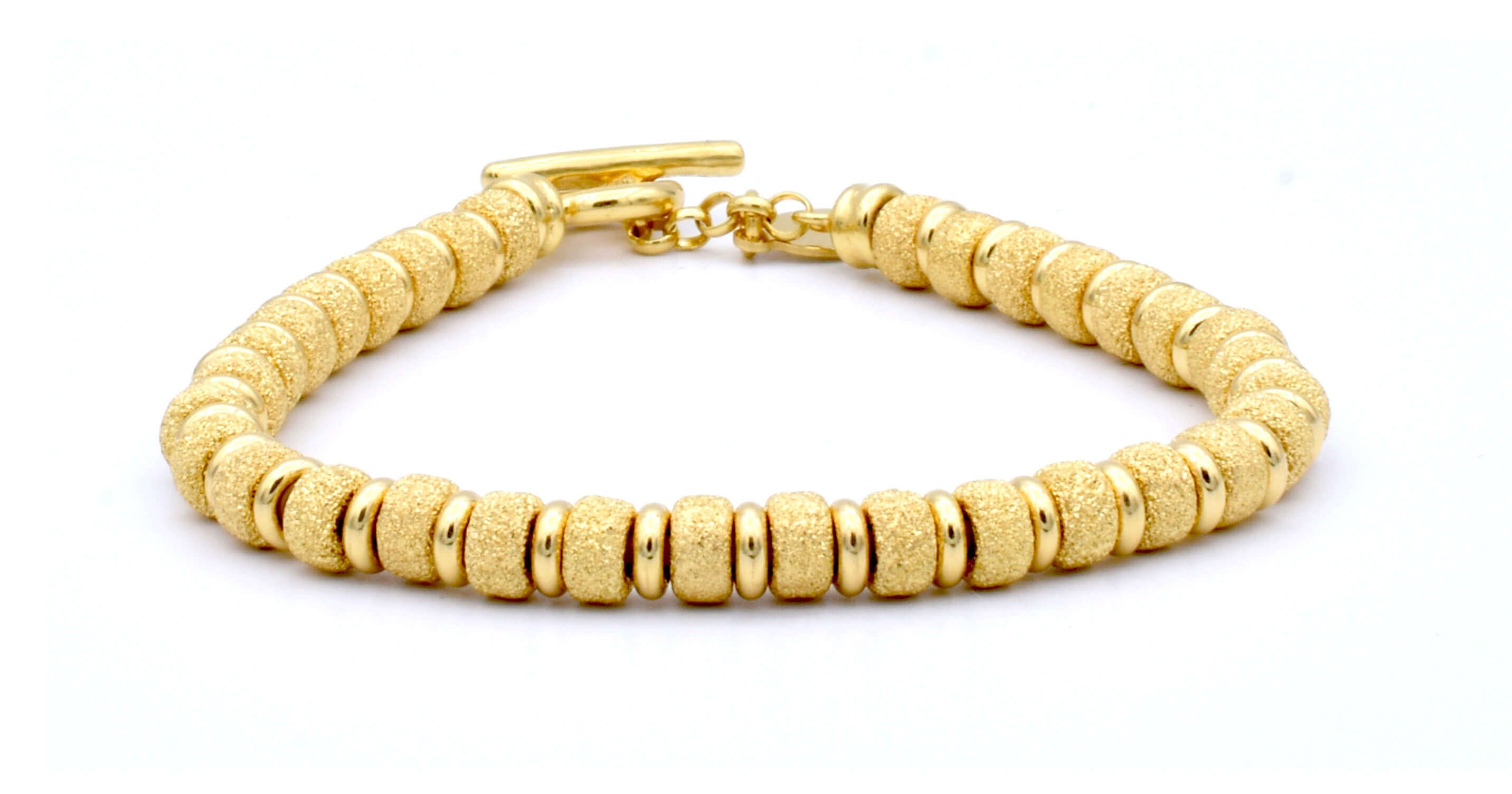 bracelet bracelets mens gents pin gold design