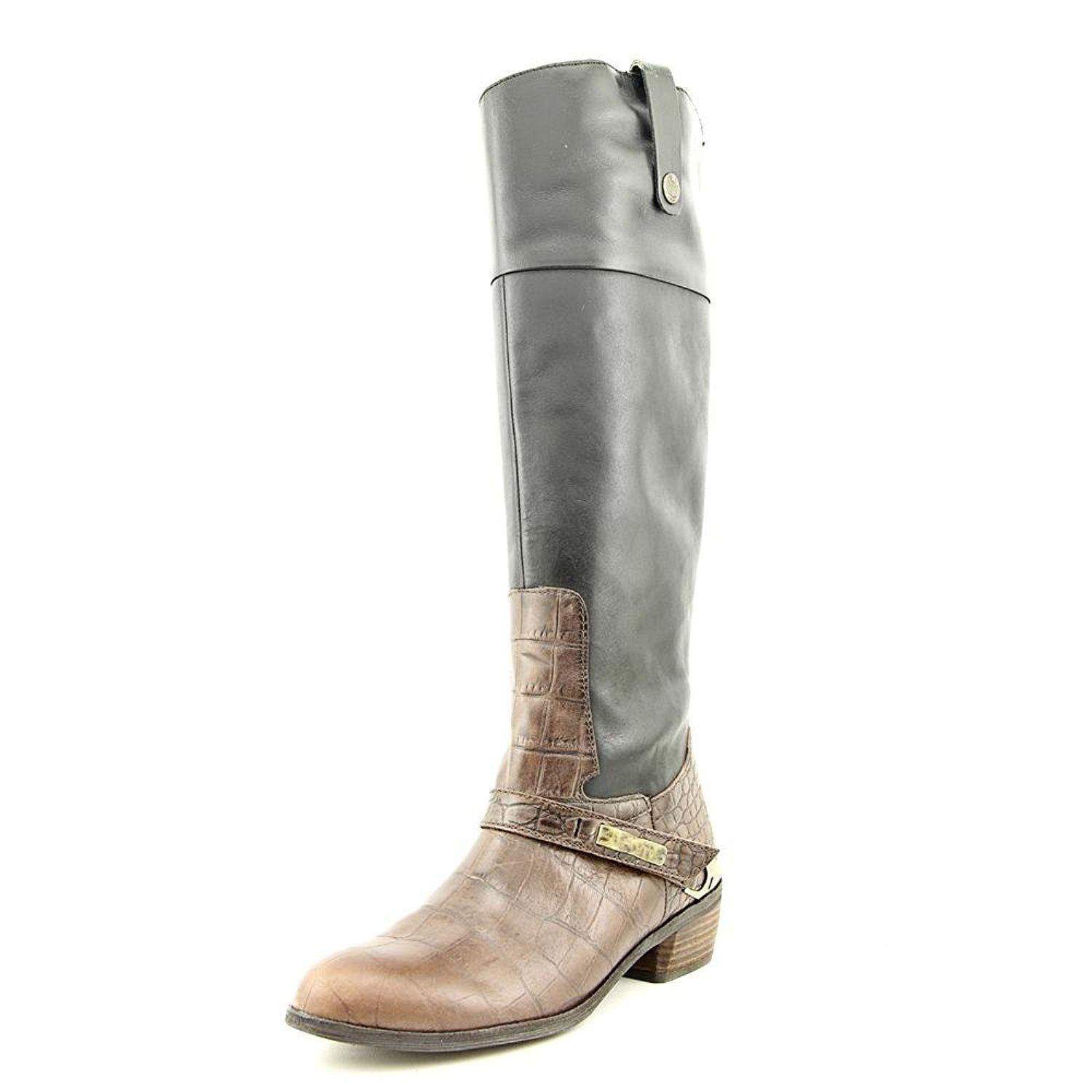 0c3db35f8 Sam Edelman Juliana Round Toe Leather Knee High Boot     See this great  product.  boots