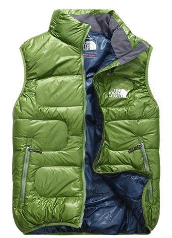 1e1ec6bb2 Men's Baylor green vest by North Face | Baylor Men's Fashion | North ...