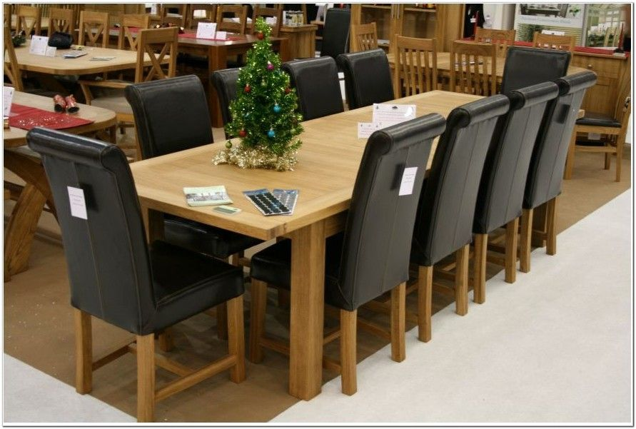 10 Seater Dining Table Dimensions 10 Seater Dining Table Dining