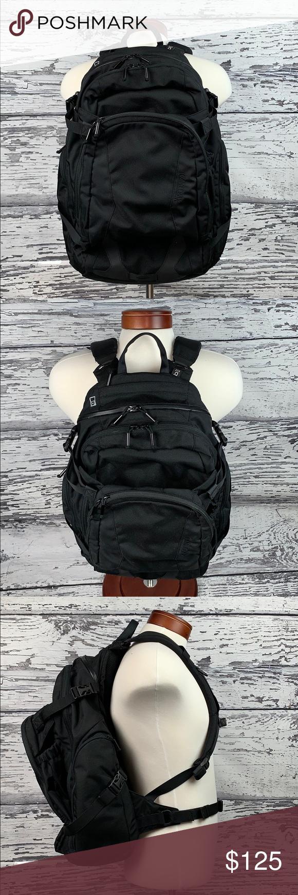 Camelbak Black Back Pack Urban Assault Xl Back To Black Camelbak Backpacks