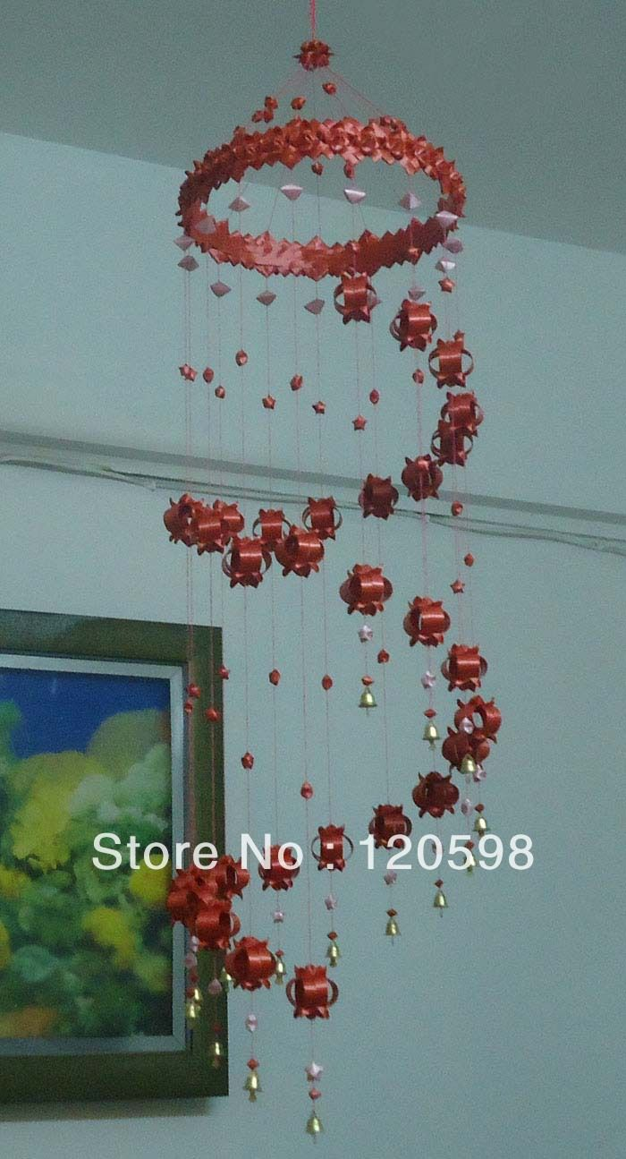 Pics For Gt Handmade Paper Wind Chimes Wind Chimes