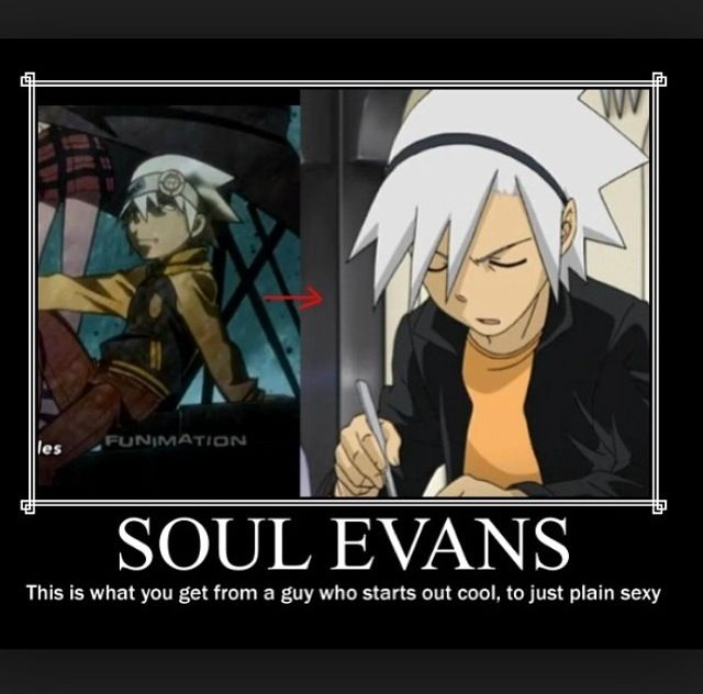 Im sexy and i know it in soul eater