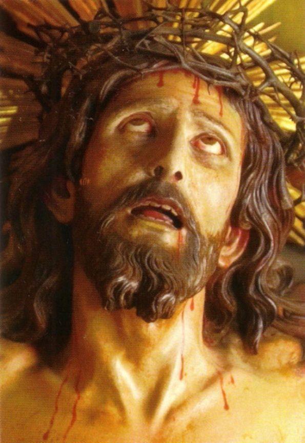 Jesus-Christ Limpias-Spain