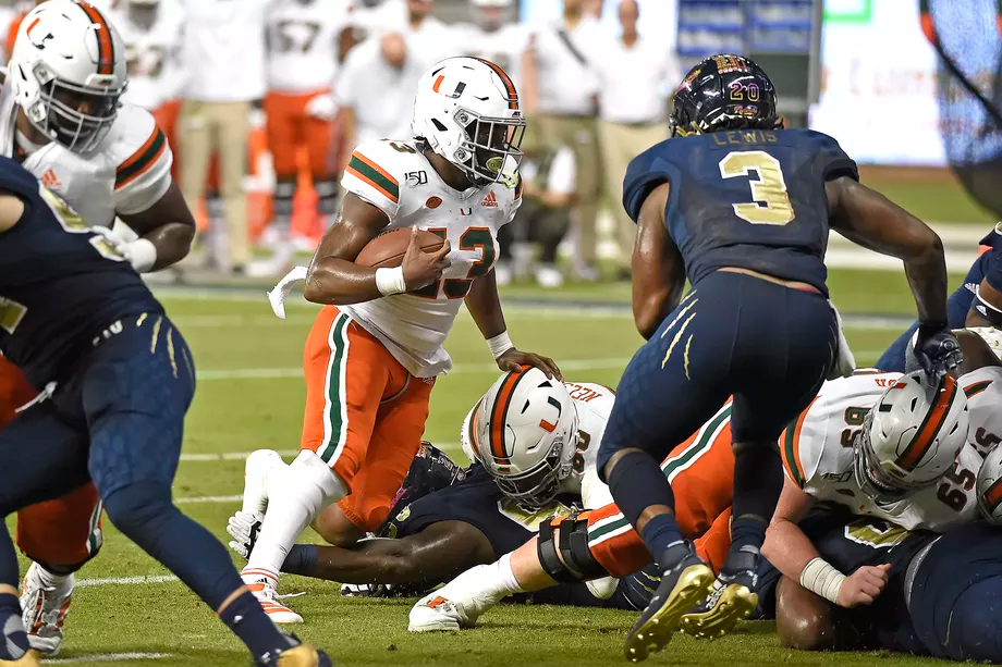 Who Should Stay, Who Should Go? Miami hurricanes