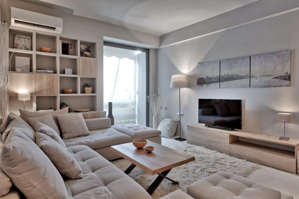 Apartment In Athens By Anna Apostolou Athens Apartment Cosy