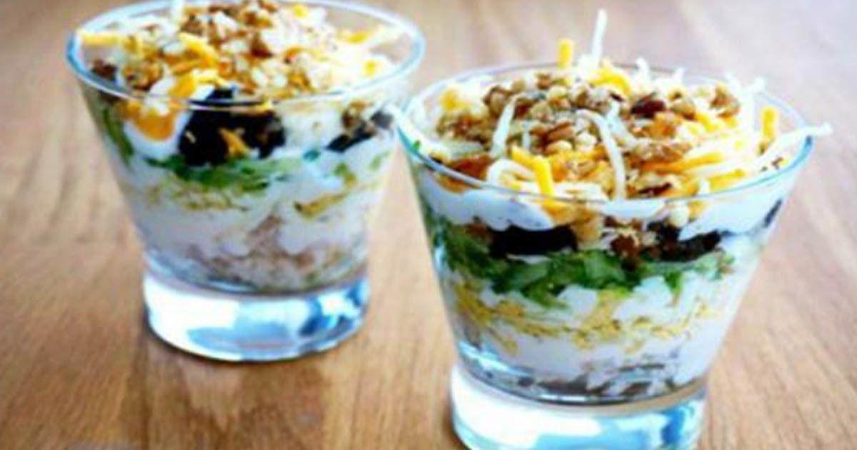 «Негреско»- яркий и вкусный салат для праздничного стола ...