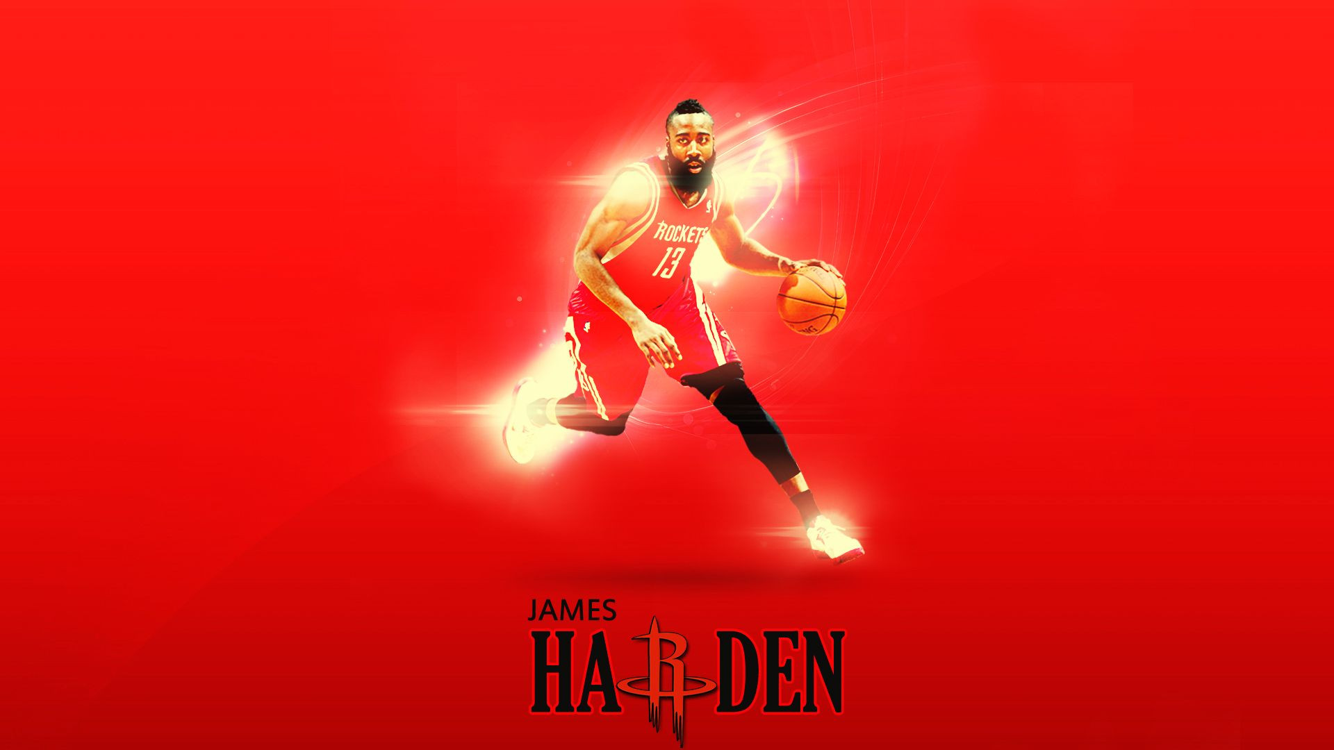 James Harden HD desktop wallpaper Widescreen High