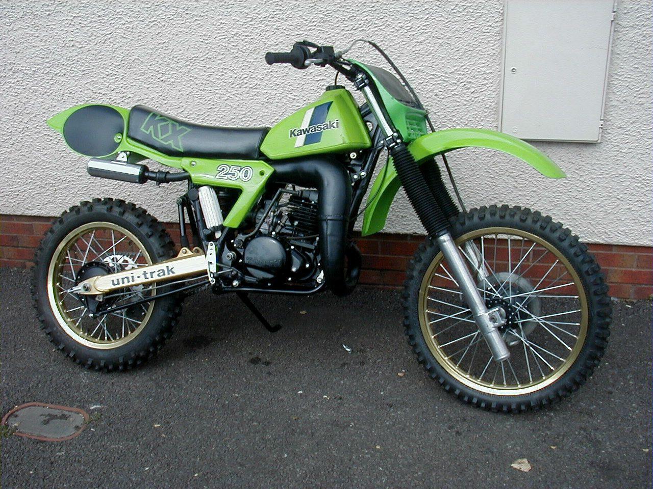 1982 Kawasaki KX250 * Kawasaki kx 250, Motorcycle, Motocross