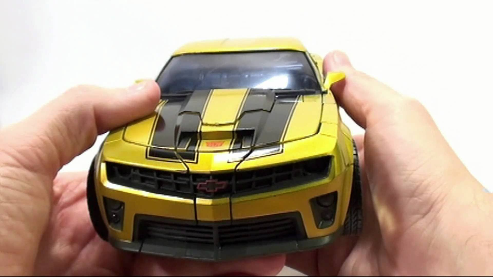 Costco Exclusive; Transformers Battle Ops Bumblebee Video Review ...