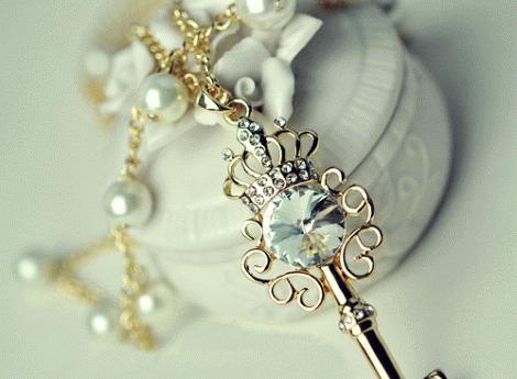 Colorful Rhinestone Fashion Tree Necklace | LilyFair Jewelry