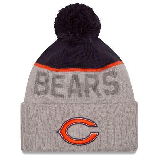 f829b05f Chicago Bears Sport Knit Hat by New Era | SportsWorldChicago.com ...