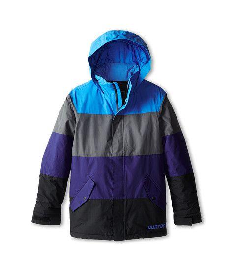a30d7076b2bf Burton Kids Symbol Jacket (Little Kids/Big Kids) | BOYS clothes SEBA ...