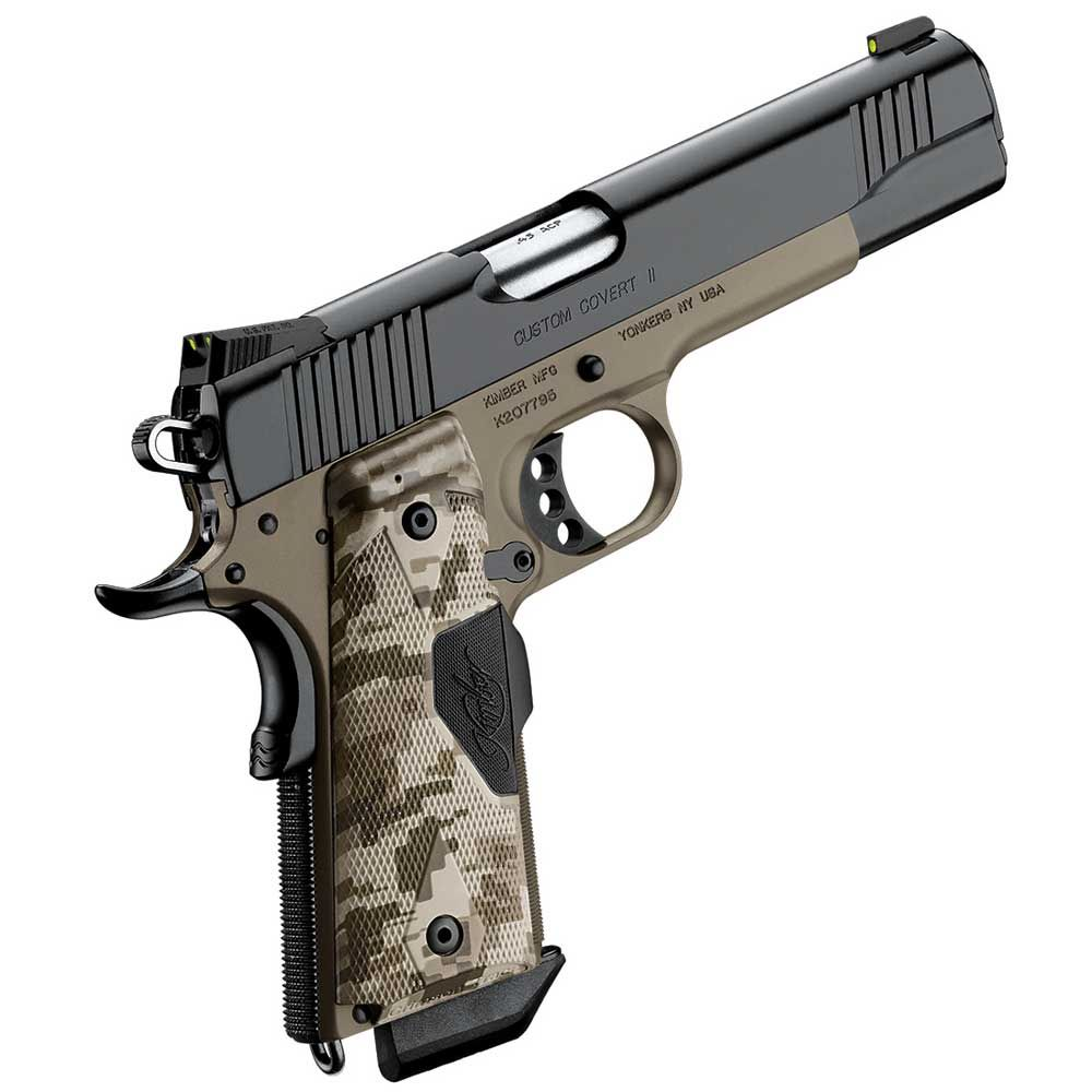 Kimber 1911 Micro Pistols: Kimber Custom Covert II .45ACP Pistol - 7rd
