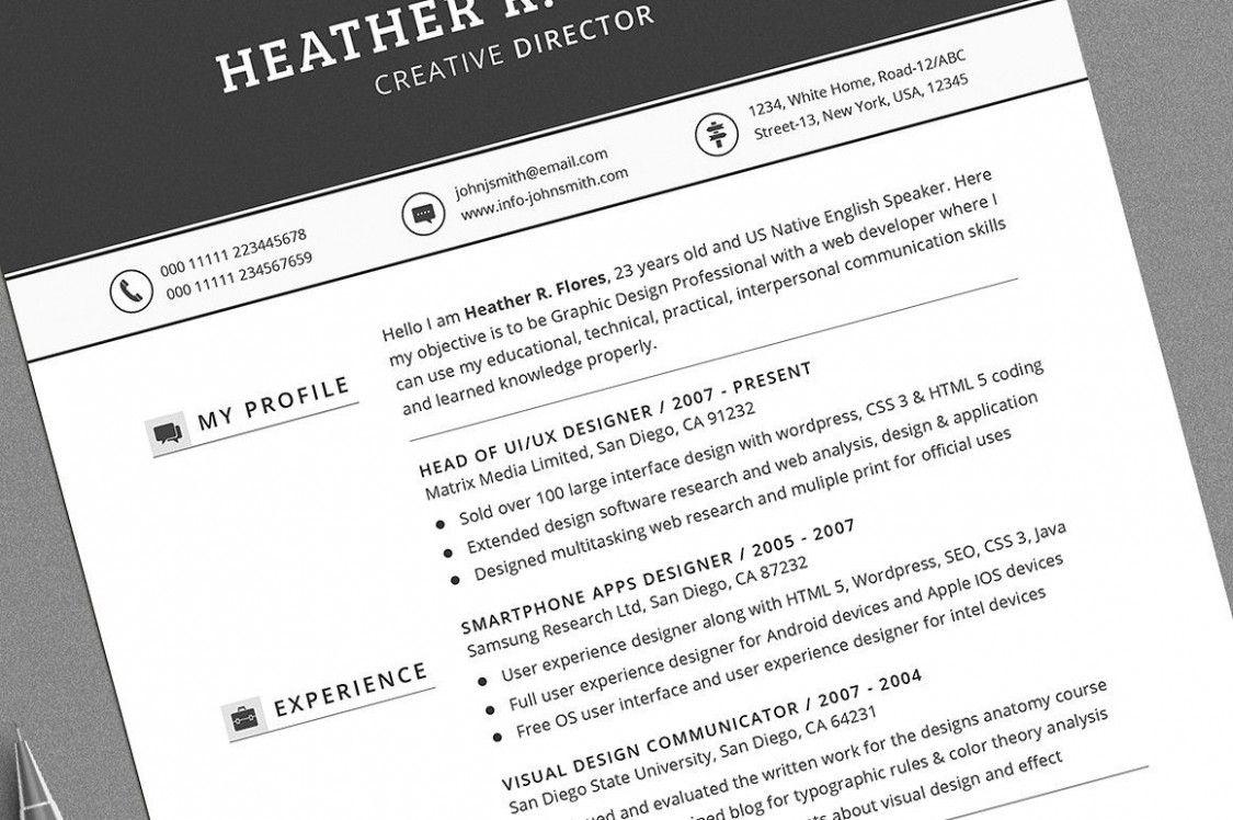 14 timeless primary resume
