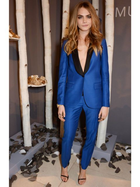 7 Tips For Wearing Pants To Prom | Cara delevingne, An and Cobalt