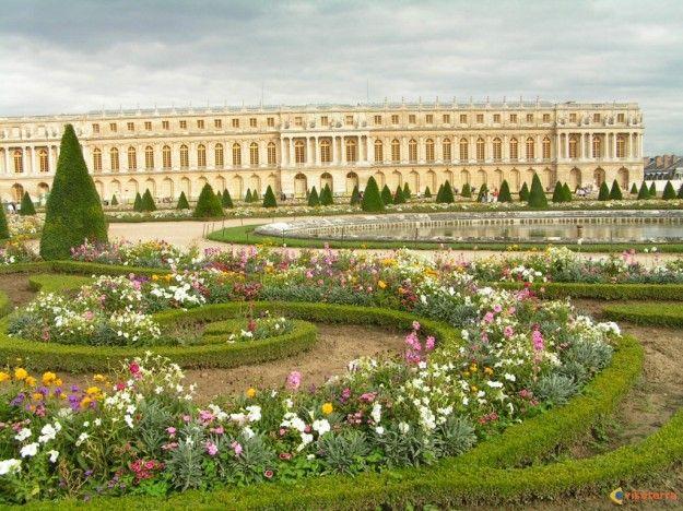 photo chteau de versailles et ses jardins - Jardin Chateau De Versailles
