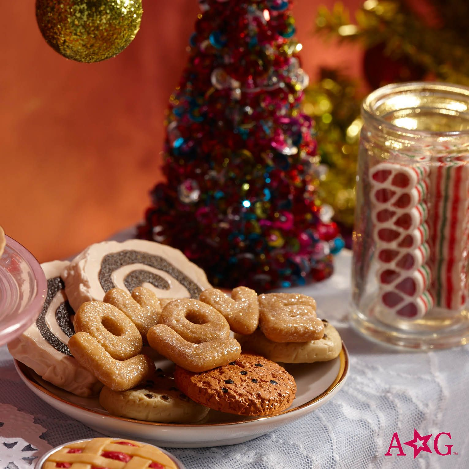 American girl doll food image by american girl on archive
