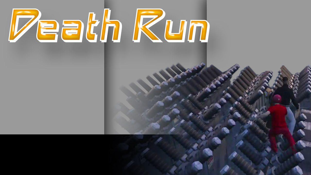 GTA 5 Funny Moments: Death Run