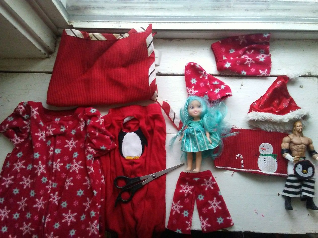 2c238b2b7 Make your own elf on the shelf from things   the house! Im using my ...