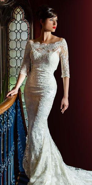 Dream Dress Le Sigh Wedding Glasgow