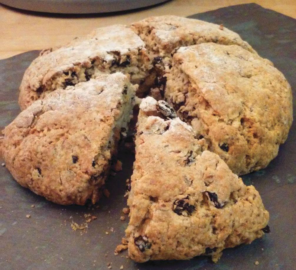 GlutenFree Irish Soda Bread Recipe Gluten free bread