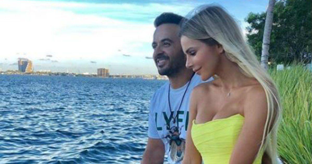 La Romantica Felicitacion De Luis Fonsi A Su Esposa Agueda Lopez