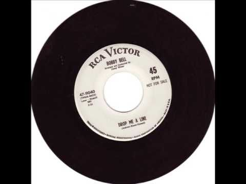 RARE NORTHERN SOUL-BOBBY BELL-DROP ME A LINE - YouTube