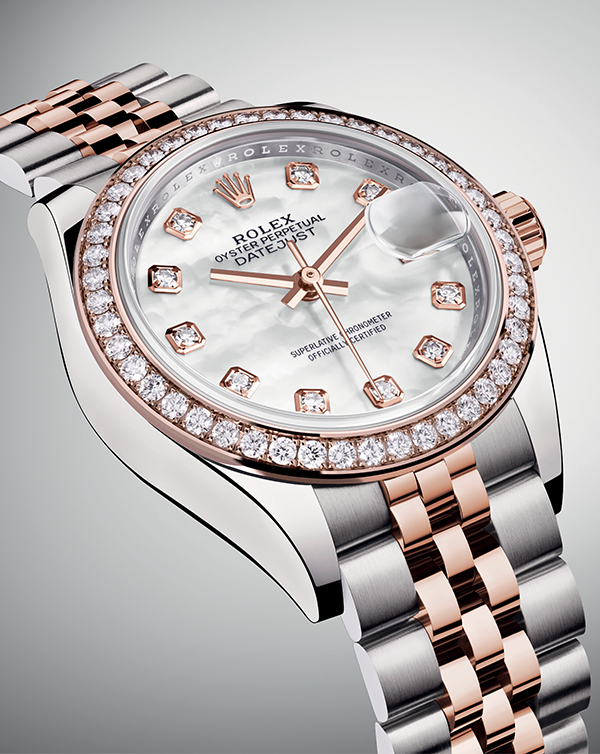 Of Lady GracePrecision Reliability The Rolex Datejust 28Full And 7b6Ygyvf