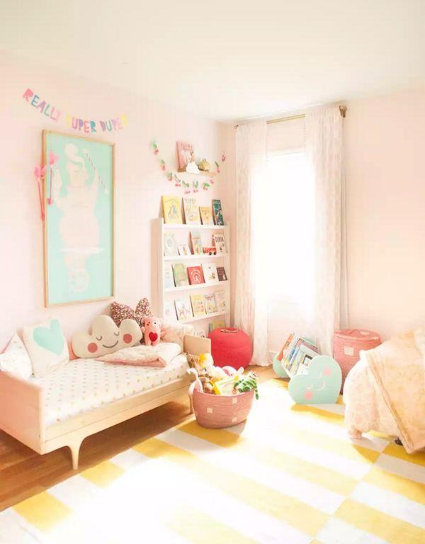 Decoración infantil, 5 rincones de lectura Room ideas and Room