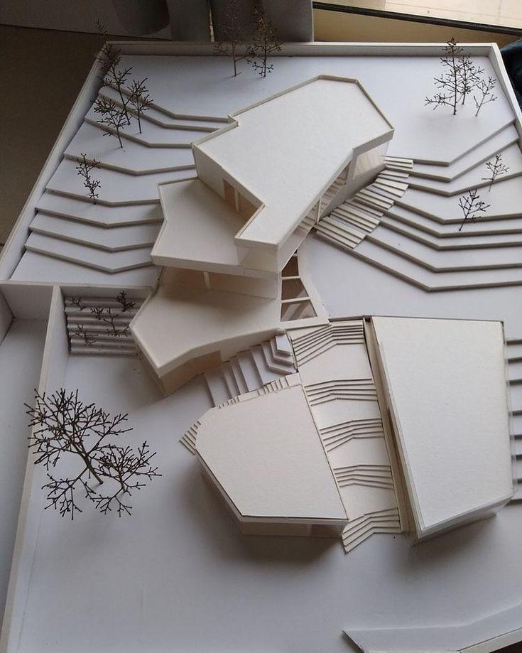 "Architecture Design 🌍 on Instagram: ""Nice maquette! Via Vogue_architect"""