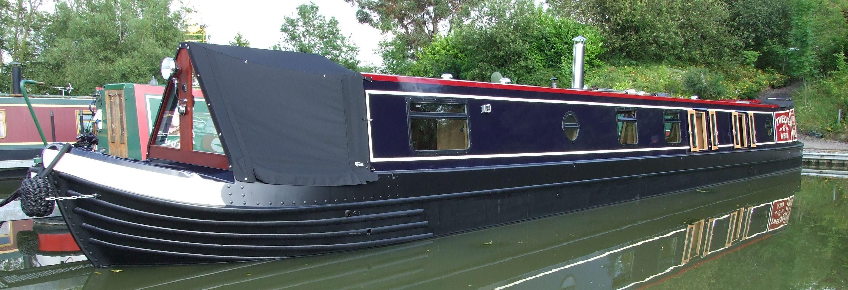 narrowboat builders ~ bespoke narrowboats ~ narrowboat fitters - home page