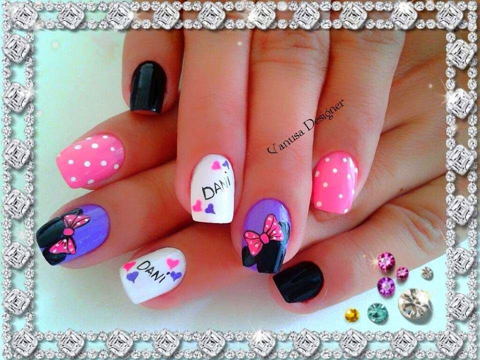 Uñas Decoradas Para Pies Bonitas Y Faciles Con Tutorial Para Hacer En Casa 2 HD Wallpapers