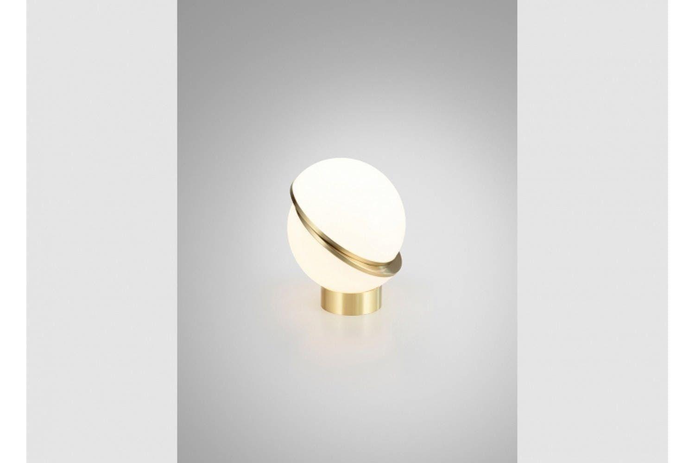 Mini Crescent Table Lamp Table Lamp Crescent Shape Mini