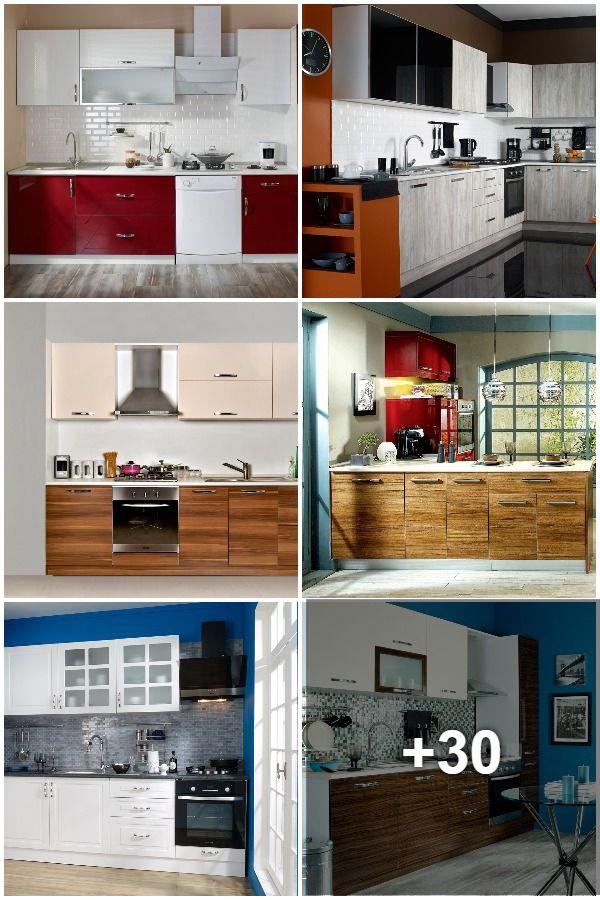 Koçtaş Hazır Mutfak Dolap Modelleri |Koçtaş Ready Made Kitchen Cabinet Models