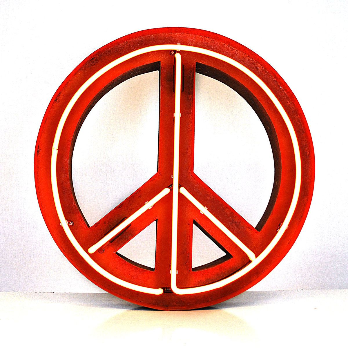 Marquee Light Neon Peace Sign | For the Home | Pinterest ...