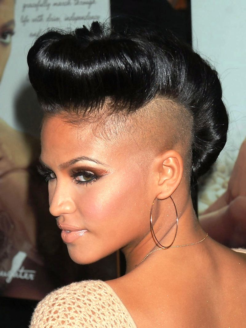 mohawk hairstyles for women to look trendy mohawk hairstyles