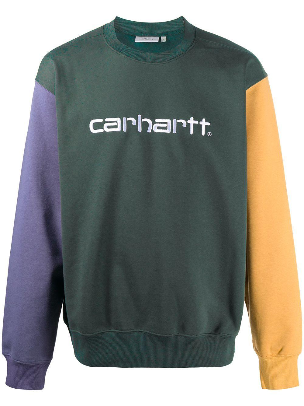 Carhartt Midweight Crew Neck Sweatshirt In 2021 Carhartt Sweatshirts Sweatshirts Crew Neck Sweatshirt [ 1500 x 1200 Pixel ]