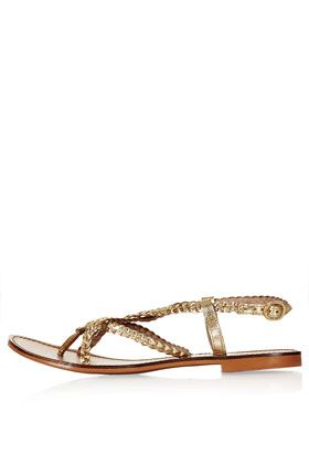 Harley Plaited Sandals New In This Week New In Shoe Lover Simple Sandals Braided Leather