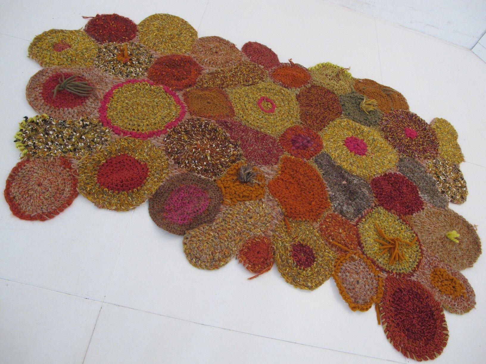 Gehaakt tapijt