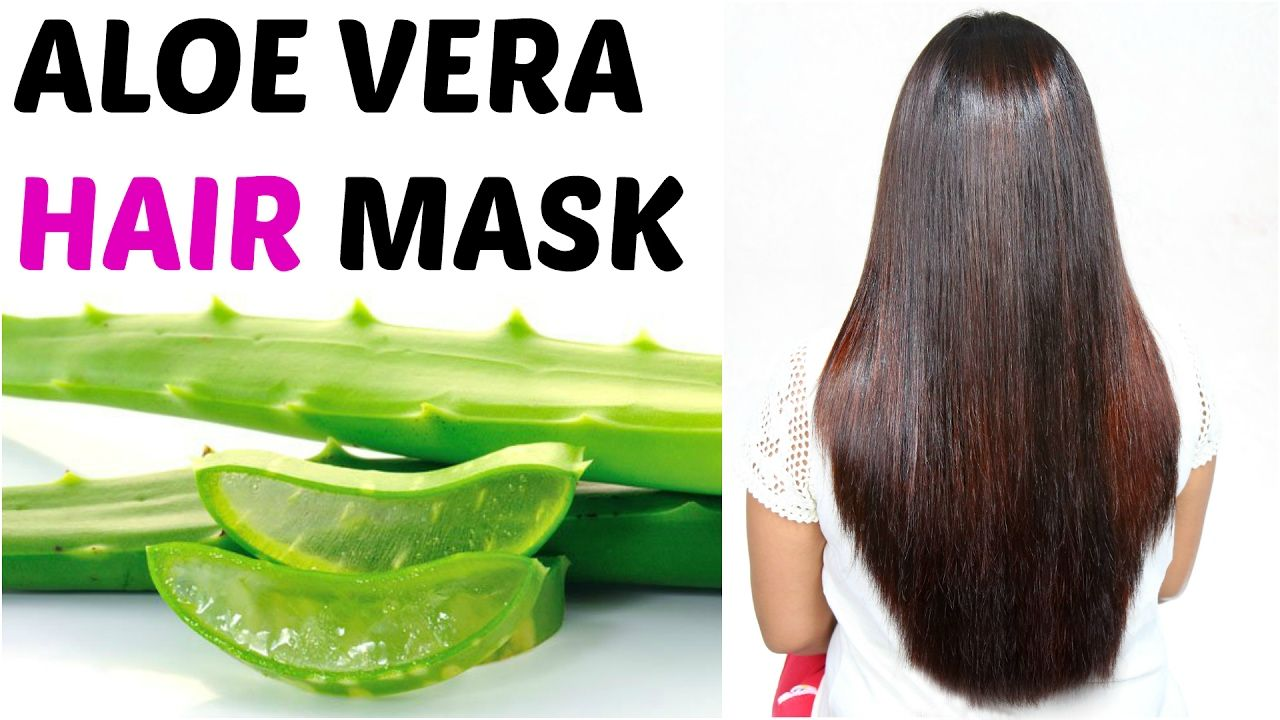 Aloe Vera Hair Mask How To Get Long Silky Shiny Hair Shrutiarjunanand In 2020 Aloe Vera For Hair Aloe Vera Hair Mask Hair Mask
