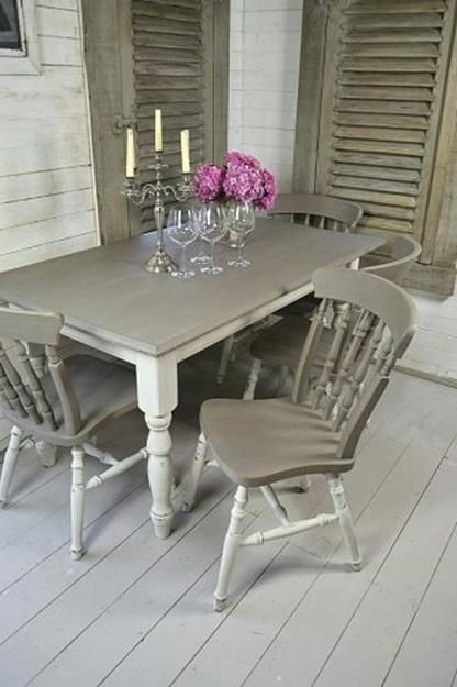 49 Shabby Chic Dining Furniture Table Ideas Shabby Chic Dining Tables Shabby Chic Kitchen